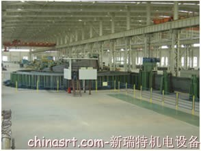 H.F. Straight Welded Pipe Production Line